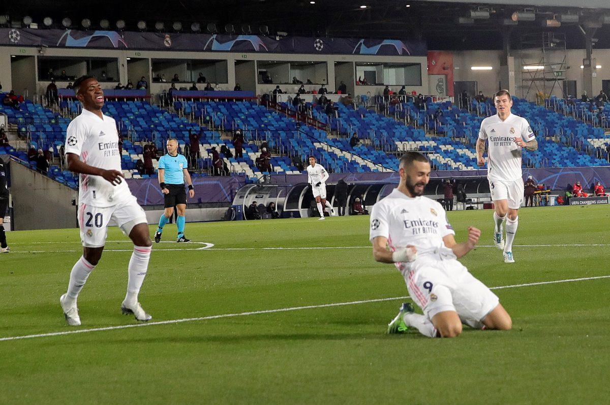 En Directo: Real Madrid vs Borussia Mönchengladbach