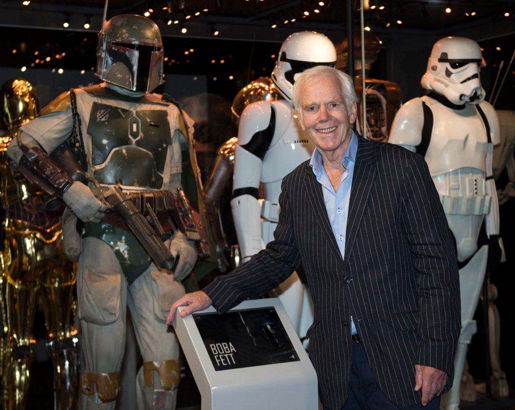 Muere a los 75 años el actor Jeremy Bulloch, el cazarrecompensas Boba Fett en Star Wars