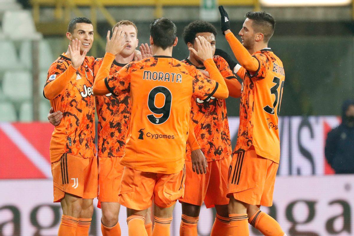 Cristiano y Morata arrollan al Parma