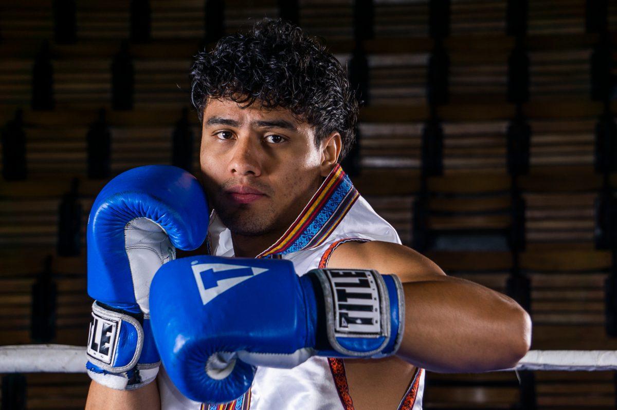 Léster Martínez peleará en México por el título continental latinoamericano del Consejo Mundial de Boxeo