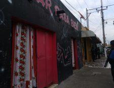 Los operativos en contra de la trata de personas se desarrollaron en centros nocturnos de Patulul, Suchitepéquez. (Foto Prensa Libre: MP)