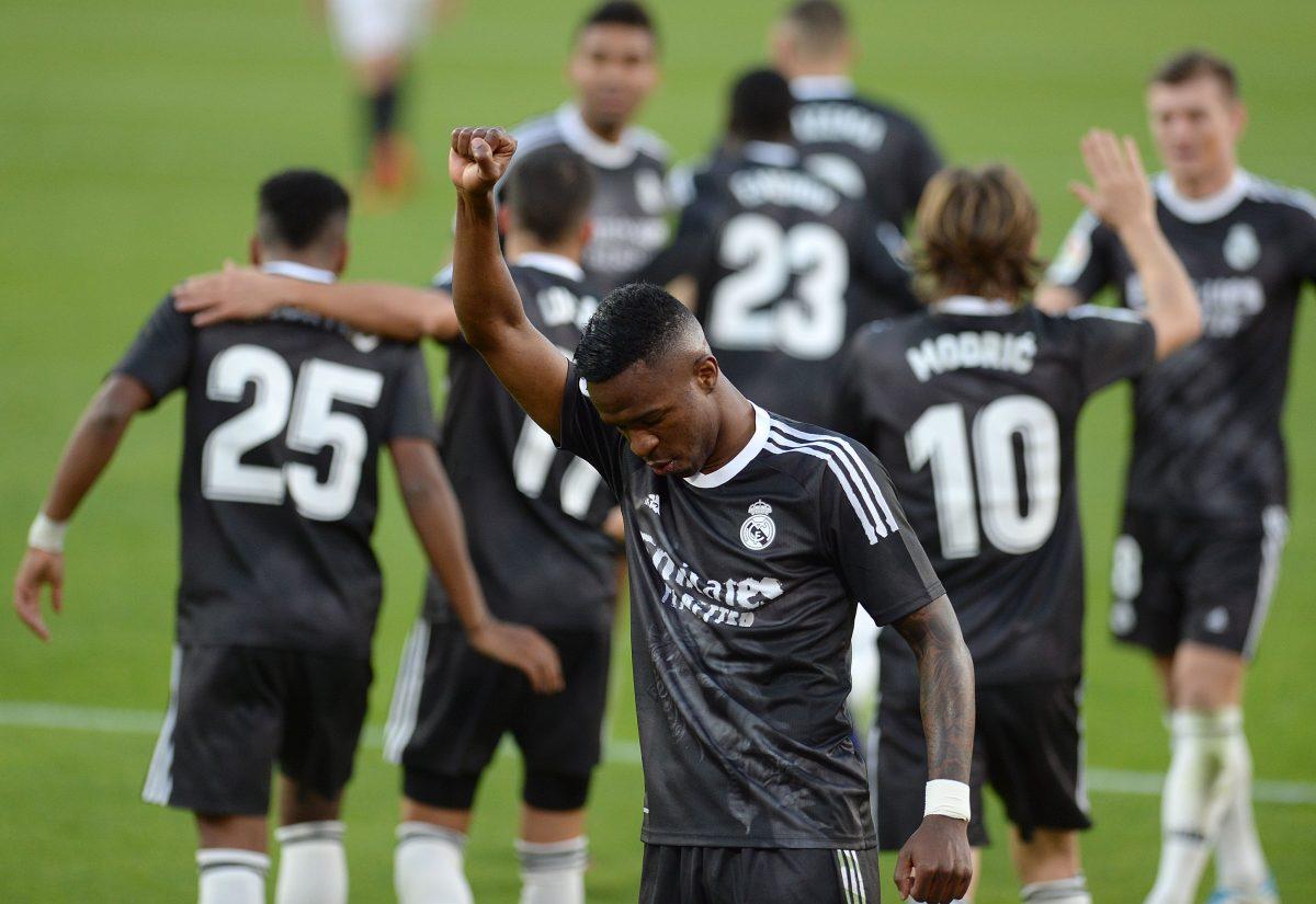 0-1. El Real Madrid resurge y toma oxígeno