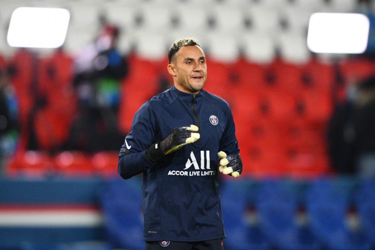 Keylor Navas regresa con el PSG tras superar su lesión