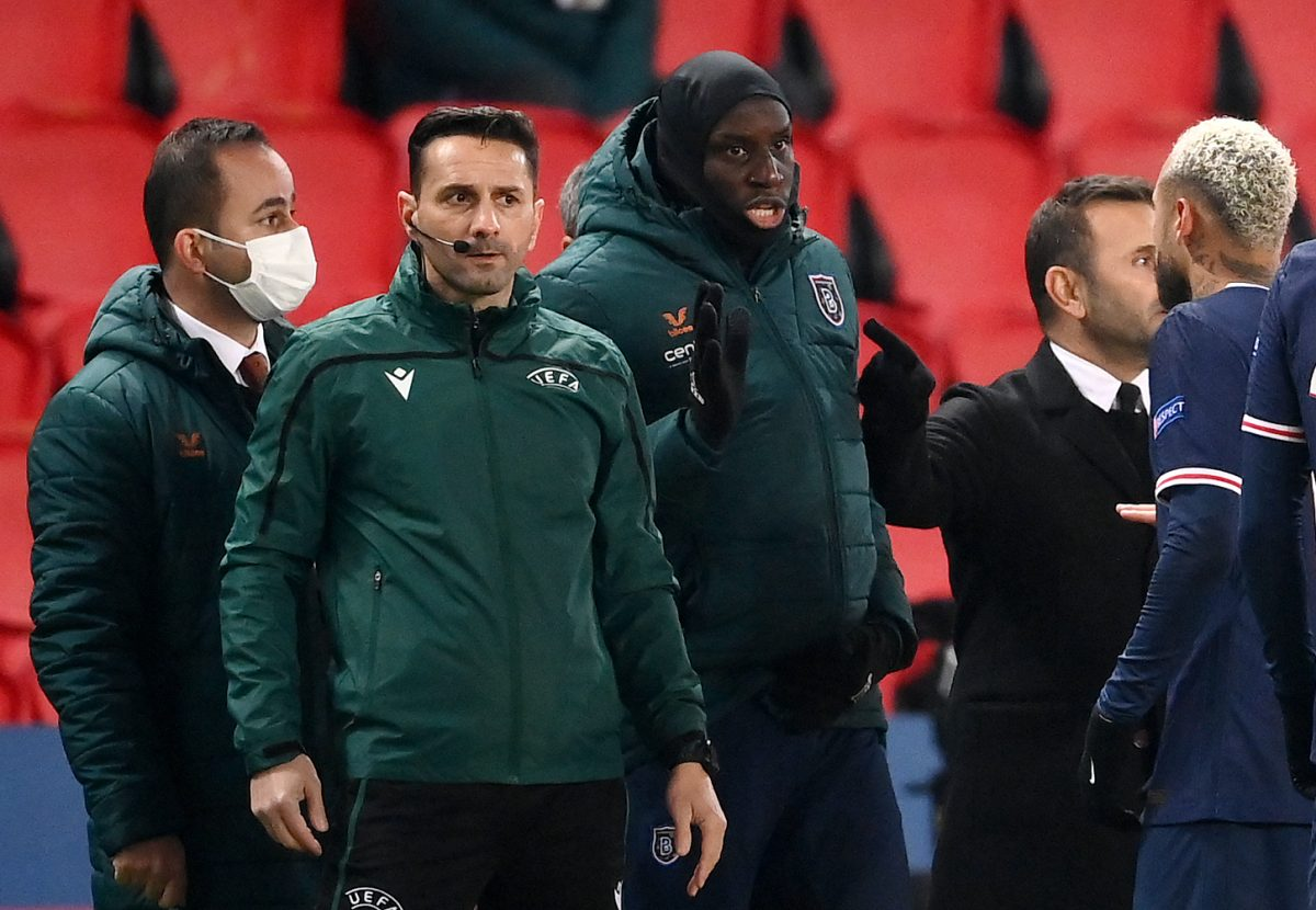 El presidente del Istanbul BB pide excluir de por vida al árbitro rumano por acto racista