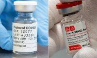 La distribución de las vacunas contra coronavirus es esperada por todo el mundo. (Foto Prensa Libre: AFP)