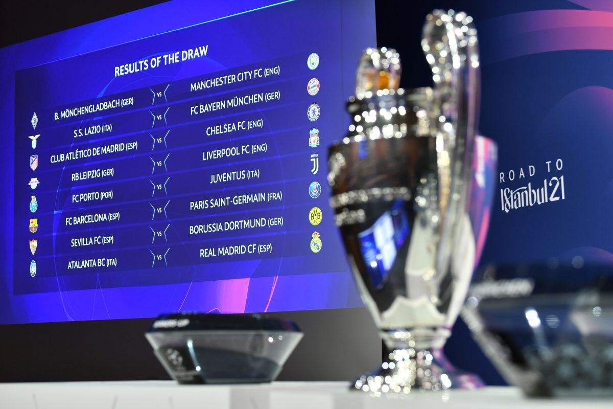 Champions League: Difícil prueba para el FC Barcelona ante el PSG; el Real Madrid se medirá ante el Atalanta y el Porto contra la Juventus