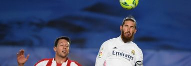 Real Madrid y el Athletic Club Bilbao jugarán su pase a la final de la Supercopa de España. Foto Prensa Libre: AFP.