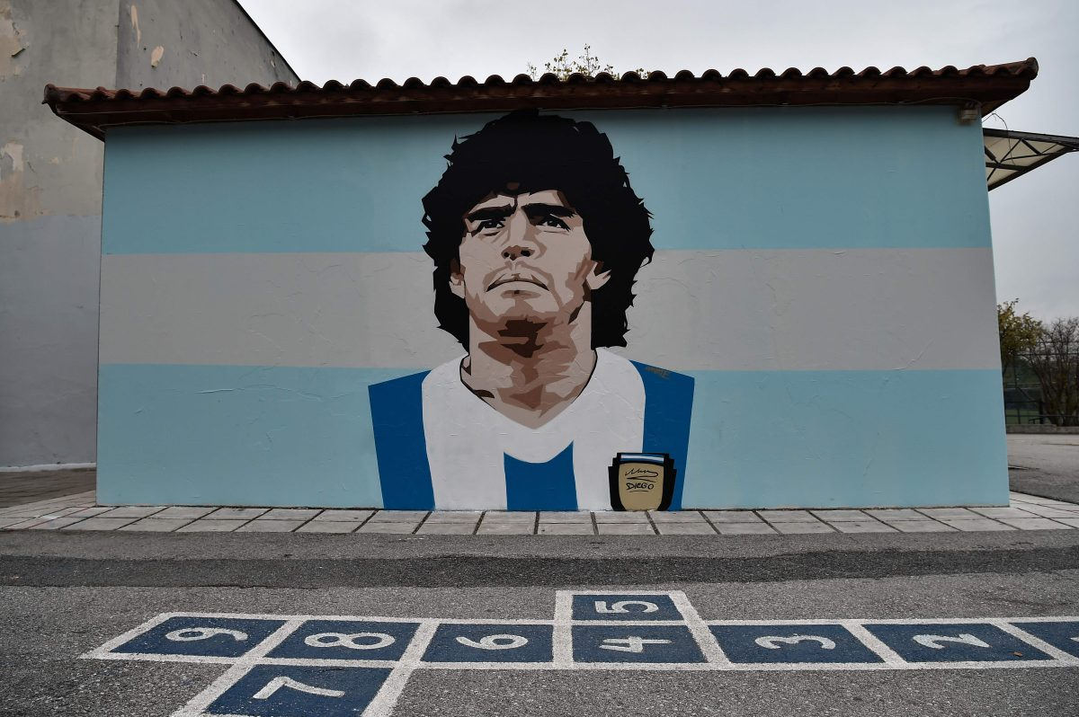 La Navidad en que Maradona desapareció y aseguró fue secuestrado por extraterrestres
