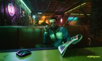 """""""Cyberpunk 2077"""" se desarrolla en el submundo de Night City, poblado de personajes de apariencia poco confiable. Foto Prensa Libre: CD Projekt/dpa"""