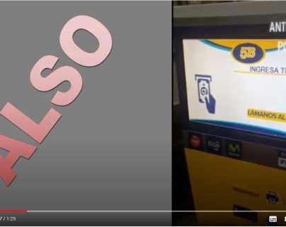 ¿Se puede o no tramitar antecedentes policiales en cajeros automáticos? esto dicen las autoridades