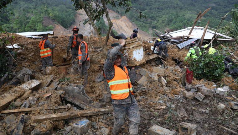 Resumen 2020: Impactos en Guatemala por las tormentas Eta e Iota