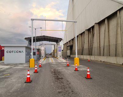 Instalan tecnología de rayos X en Puerto Quetzal para inspeccionar contenedores