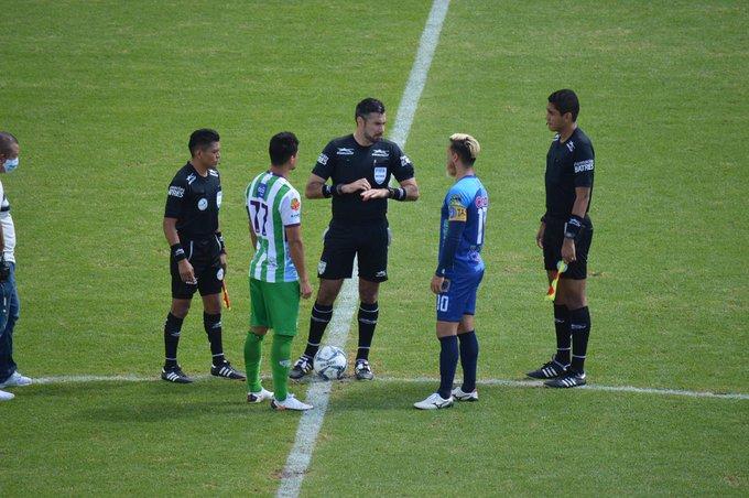 En Directo: Antigua GFC vs Santa Lucía Cotzumalguapa
