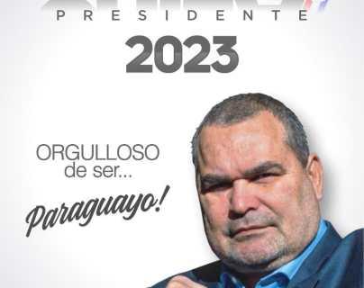 De cuidar la portería a un país: José Luis Chilavert quiere ser el presidente de Paraguay
