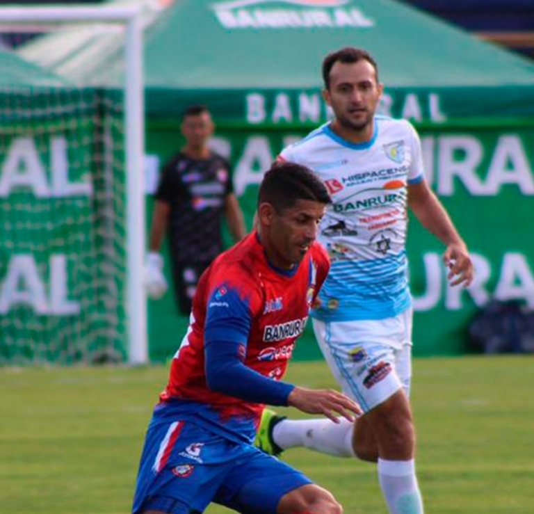En Directo: Xelajú MC vs Sanarate FC