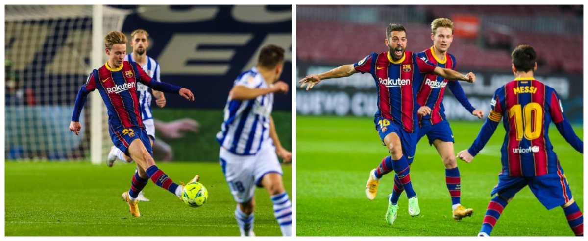 En Directo: FC Barcelona vs Real Sociedad