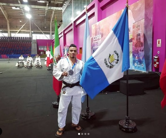 Judoca, José Ramos, gana medalla de plata en Open Panamericano Lima 2020