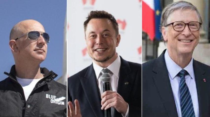 Las 5 fórmulas del éxito que comparten Elon Musk, Bill Gates o Jeff Bezos