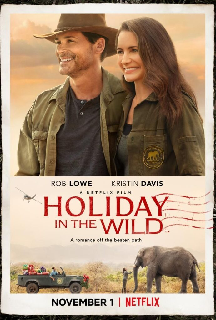 Holiday in the wild Netfliz