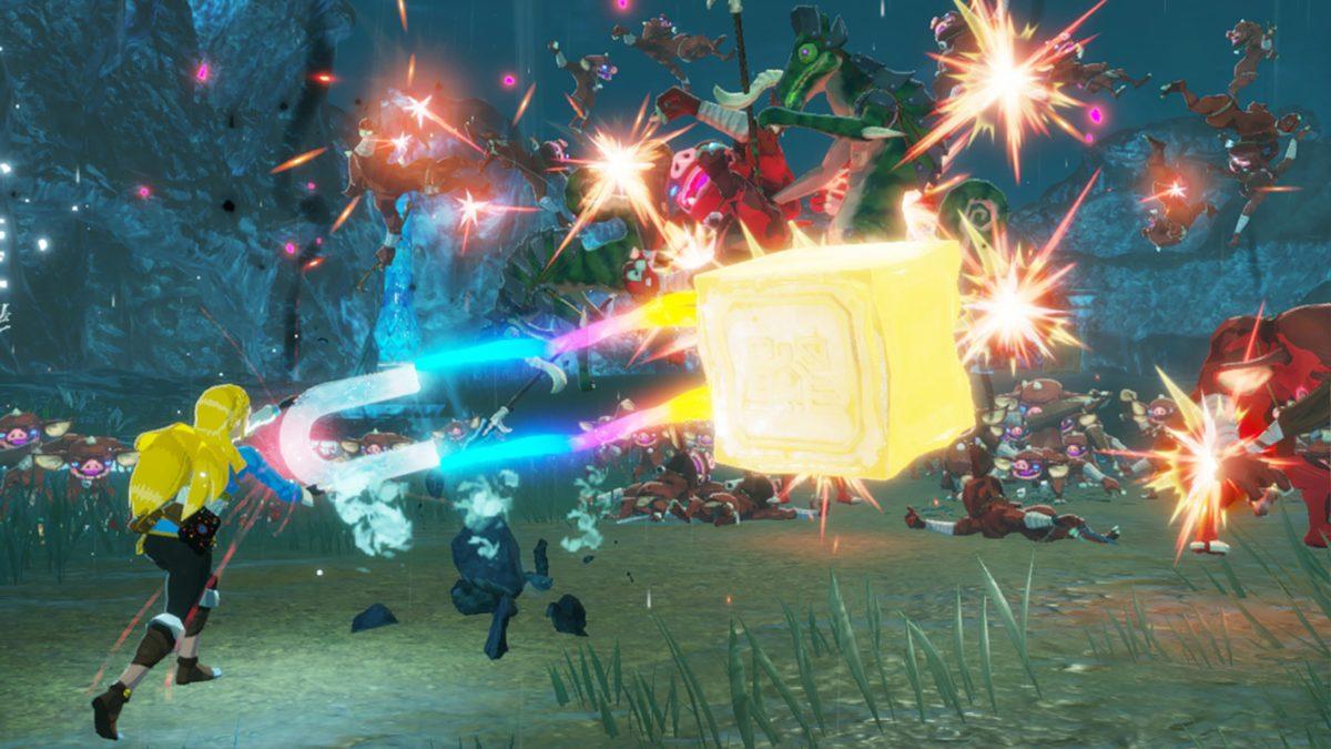 Hyrule Warriors: acción vertiginosa en el universo de Zelda