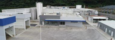 En Palín, Escuintla el Grupo Lala opera una planta que procesa 200 mil litros de leche al día. (Foto Prensa Libre: Cortesía)