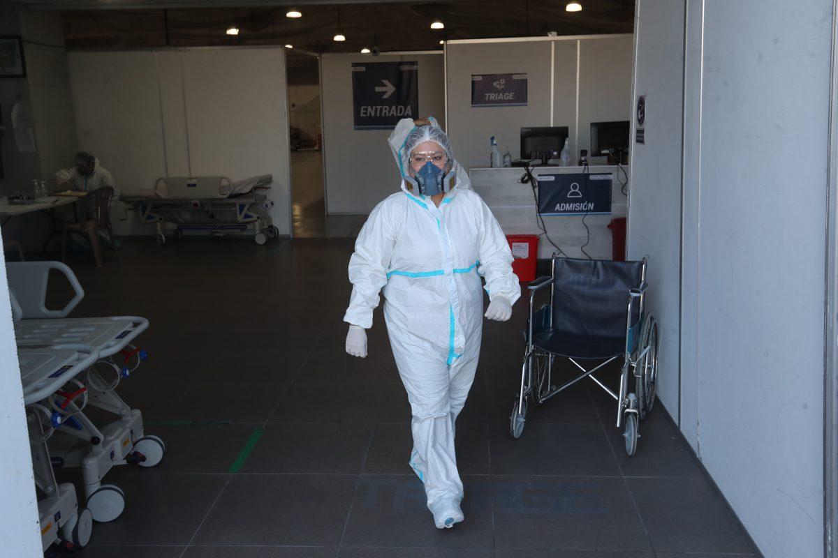 Intensivos para pacientes de coronavirus superan su capacidad y solo quedan 178 camas a escala nacional