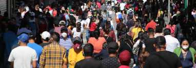 Centroamérica será la región donde mayor crecerá el envío de remesas familiares en 2021, y el flujo para Guatemala será cercano al 45%, según el Centro de Estudios Monetarios Latinoamericanos (Cemla). (Foto Prensa Libre. Hemeroteca)