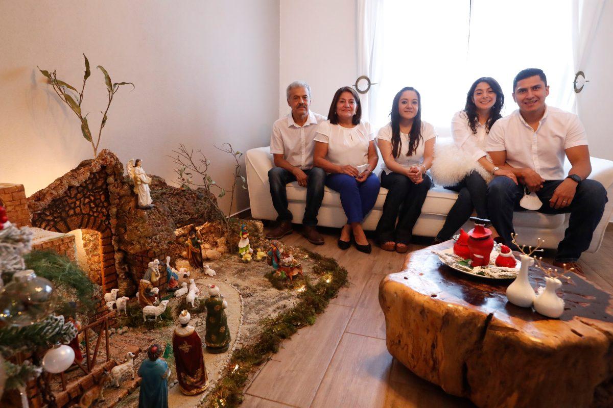 Paciencia, dedicación y amor, los principales componentes del nacimiento de la Familia Hernández Lemus