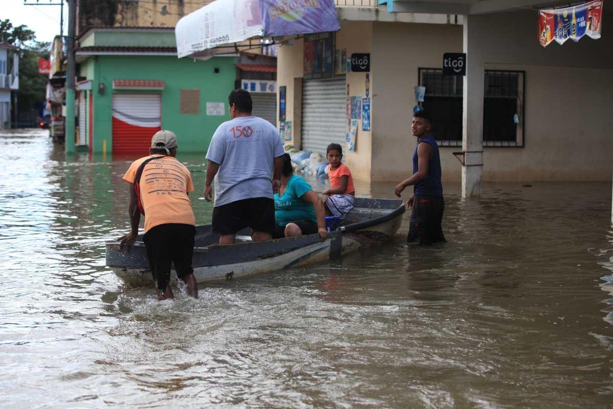 Centroamérica es prioridad para la cooperación española por los daños que dejaron Iota y Eta