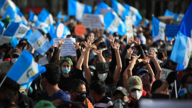 Guatemala debe aprovechar el momento político con en proponer temas de trabajo en conjunto con Estados Unidos y la llegada de la administración de Joe Biden, expuso el analista David E. Lewis. (Foto Prensa Libre: Hemeroteca)