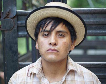 Fernando Cuautle durante la producción Nebaj.  (Foto Prensa Libre: A. R. Producciones).
