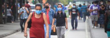 Guatemala registra hasta el 29 de diciembre más de 136 mil casos de covid-19. (Foto Prensa Libre: Hemeroteca)