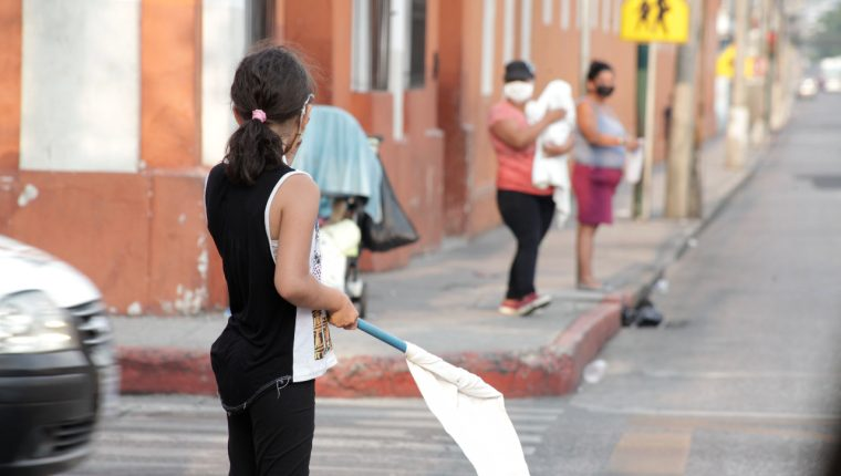 Además de la pandemia, Centroamérica ha sido golpeada por desastres naturales. (Foto Prensa Libre: Hemeroteca PL)