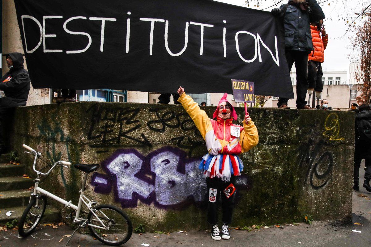 Manifestaciones en Francia: 95 personas detenidas y 67 policías heridos