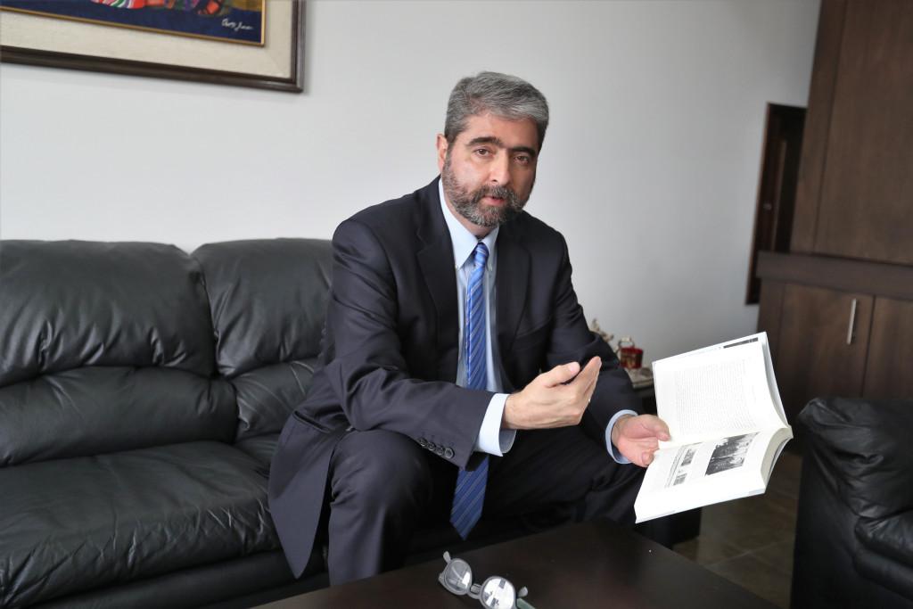"""""""Los gobiernos están llamados a tomar decisiones"""": Roberto Ardon, director ejecutivo de Cacif"""