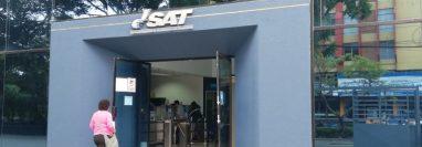 En los últimos cuatro años, la SAT solo logró la meta de recaudación en uno (2018, por la no aprobación del presupuesto). (Foto Prensa Libre: Hemeroteca PL)