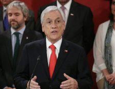 El presidente de Chile, Sebastián Piñera, en una actividad pública. (Foto Prensa Libre: Hemeroteca PL)