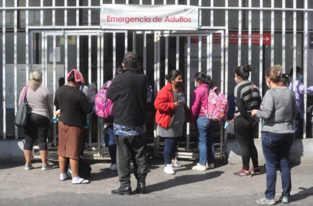 Guatemala enfrenta la segunda ola de covid-19. (Foto Prensa Libre: Érick Ávila)