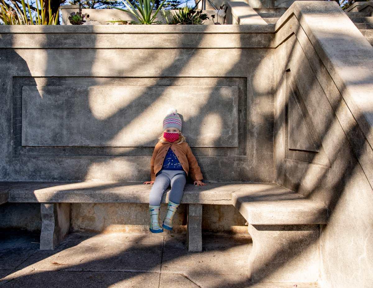 Una infancia sin otros niños: una generación criada en cuarentena