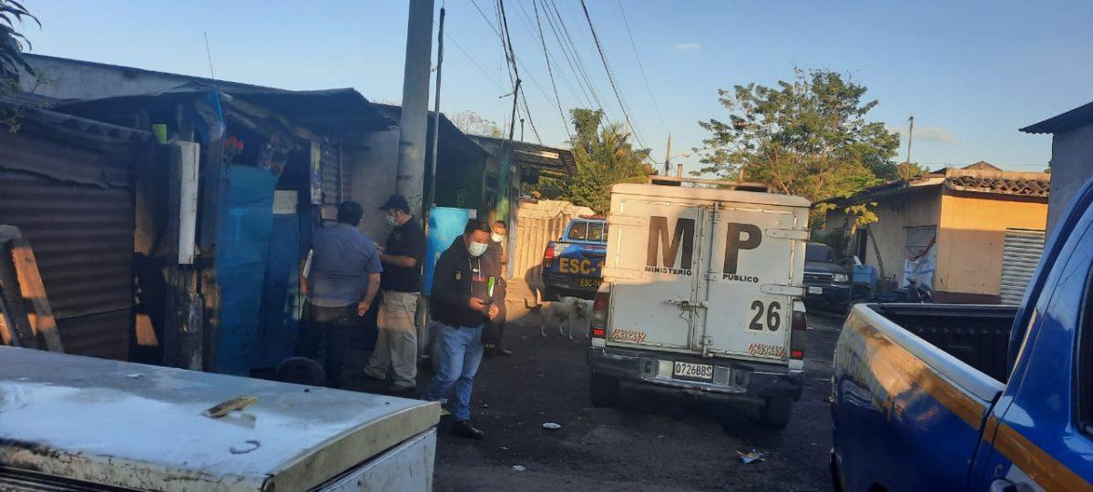 Realizan allanamientos en Santa Lucía Cotzumalguapa por el asesinato de niña de 13 años