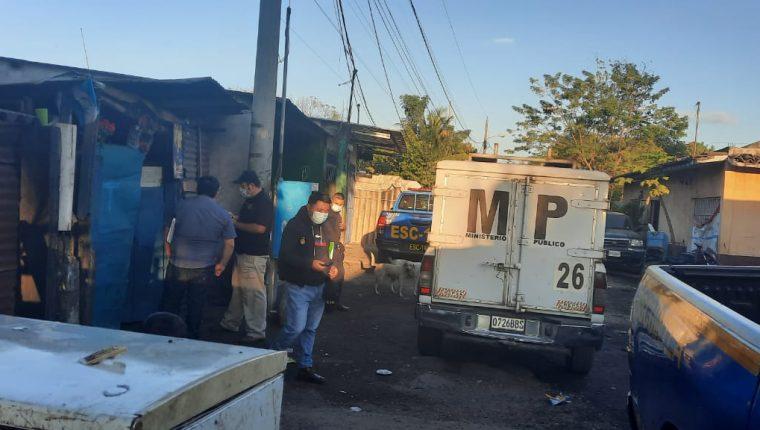MP en Escuintla