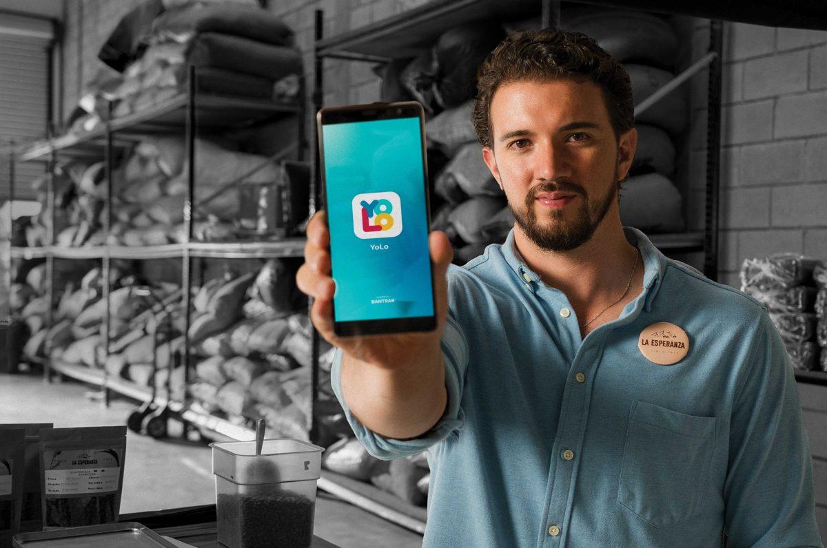 YoLo, la billetera digital que llevas en la palma de tu mano