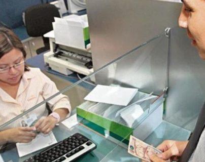 Atención de bancos será irregular, por fiestas de fin de año. (Foto: Hemeroteca PL)