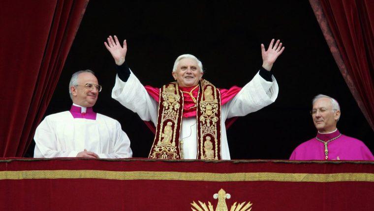 Benedicto XVI: el papa emérito tiene dificultades para hablar