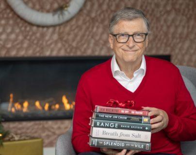 Bill Gates recomienda 5 libros para leer antes de que finalice el 2020. (Foto Prensa Libre: Tomada de gatesnotes.com)