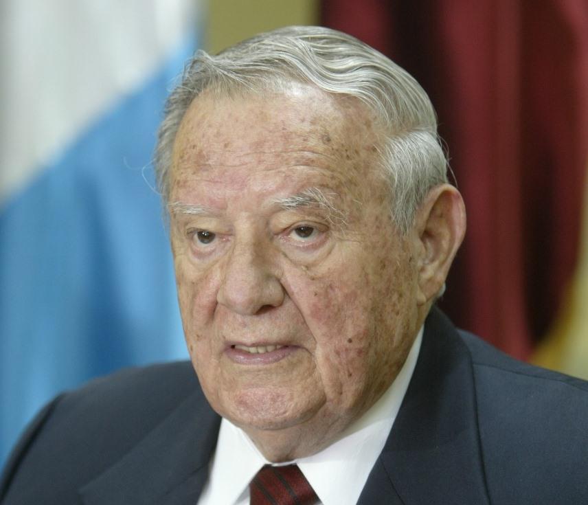 Fallece Adolfo González Rodas, exmagistrado de la CC y exfiscal general