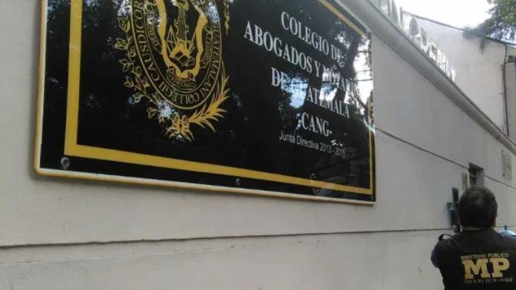 Colegio de Abogados y Notarios convoca a elección de junta directiva y tribunal de honor y así se puede participar