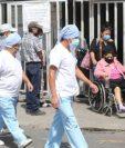 Los hospitales temporales para pacientes con coronavirus reportan incremento de ocupación de camas en salas intensivas. (Foto: HemerotecaPL)