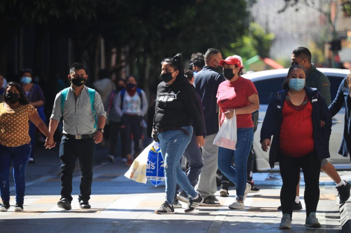 En tres días Ministerio de Salud reportó 105 muertos por covid-19 en Guatemala
