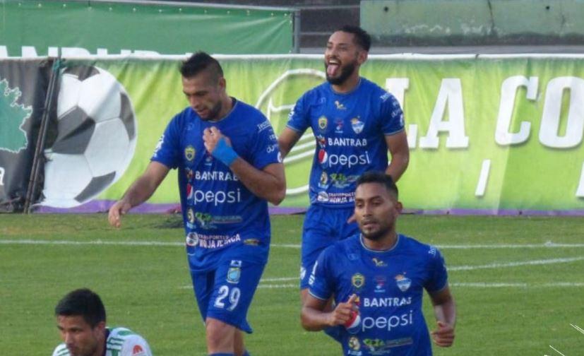Un gol de Danilo Guerra le da el triunfo a Cobán Imperial de visita ante Antigua GFC